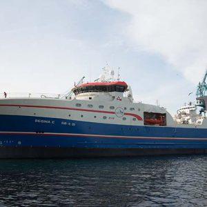 Nueva construccion en Metalships buque Regina C. 1